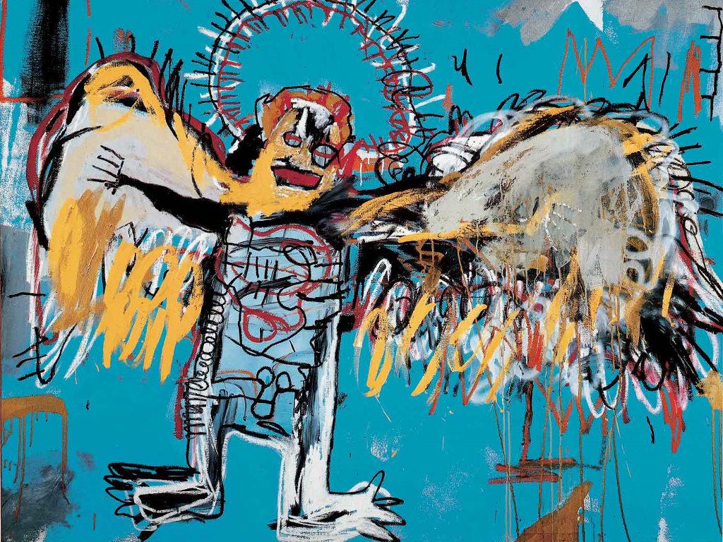 basquiat-fallen-angel