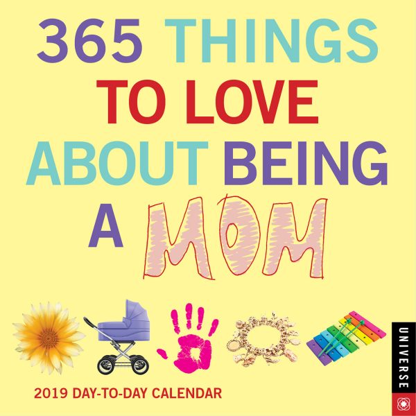365 Things to Love About Mom Calendar 2019