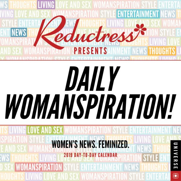 Daily Womanspiration Calendar 2019