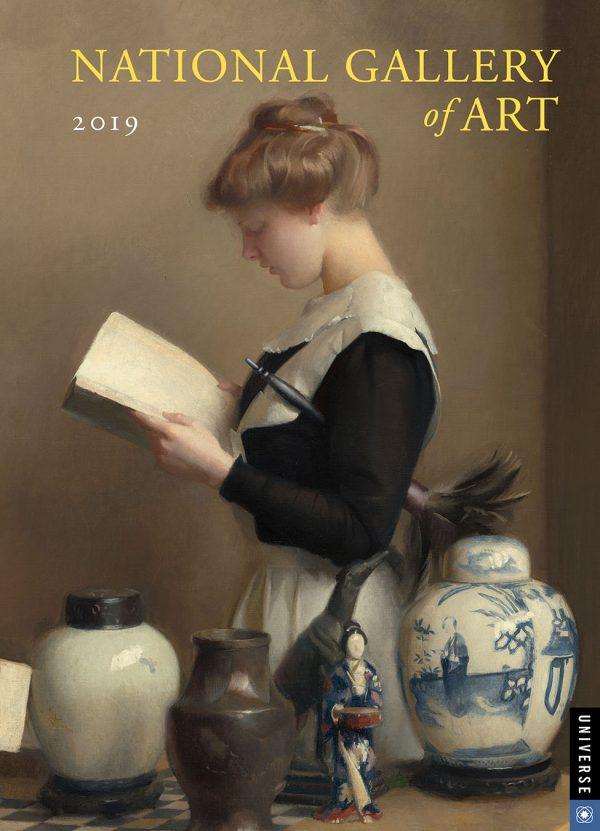 National Gallery of Art Calendar 2019