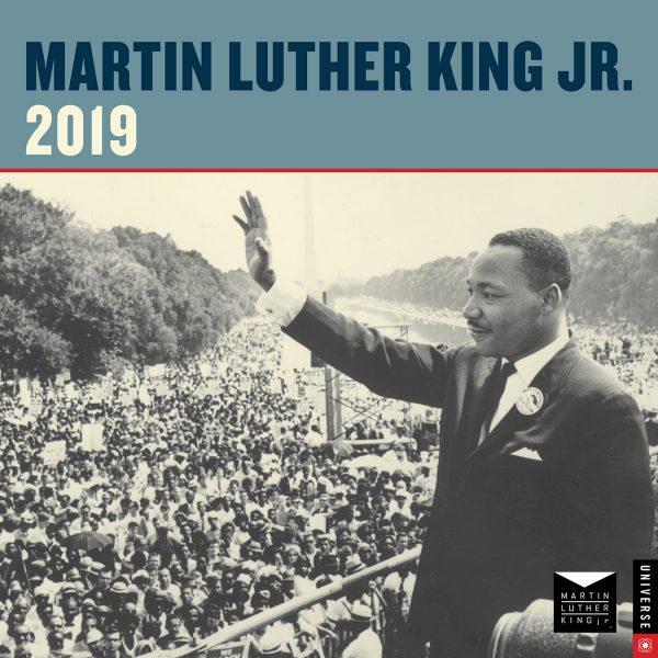 Martin Luther King Jr Calendar 2019